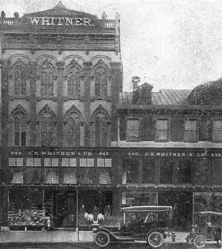 Whitner's Department Store