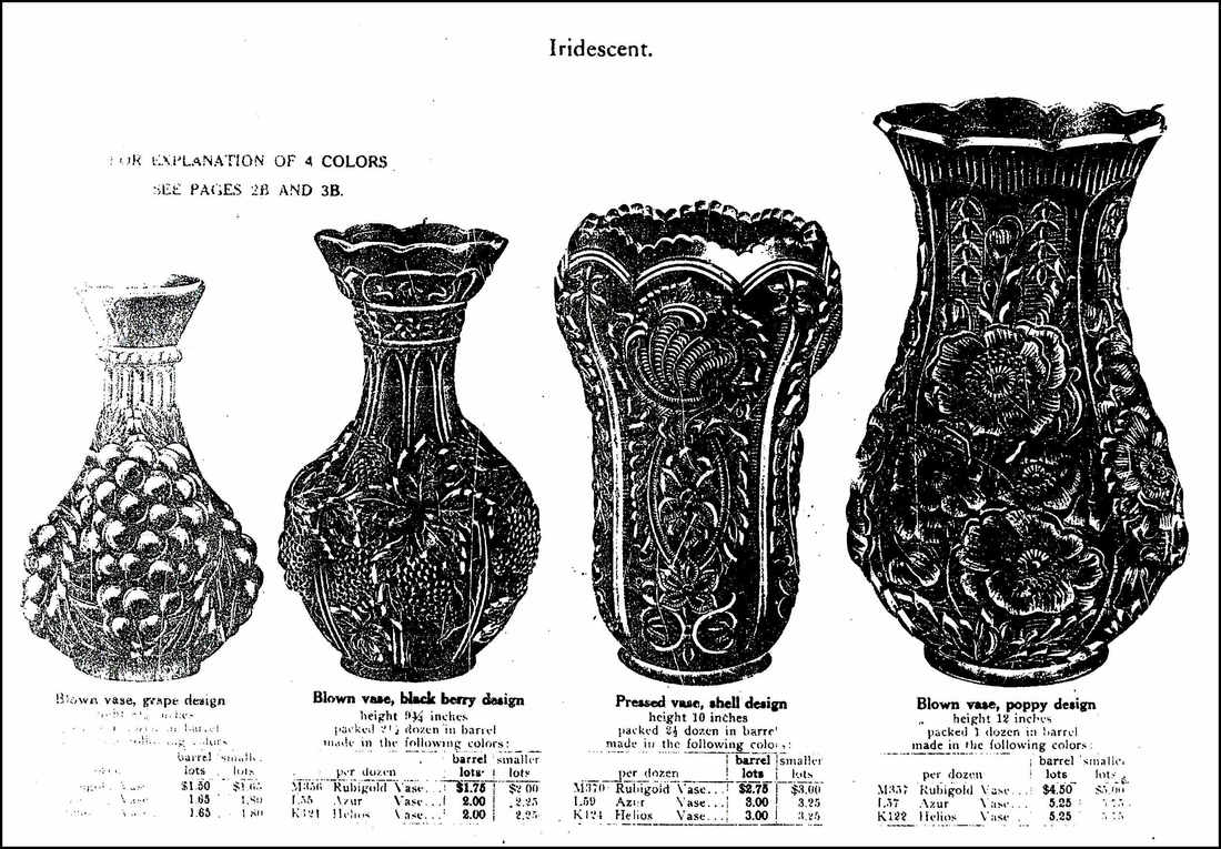 Imperial vases catalogue