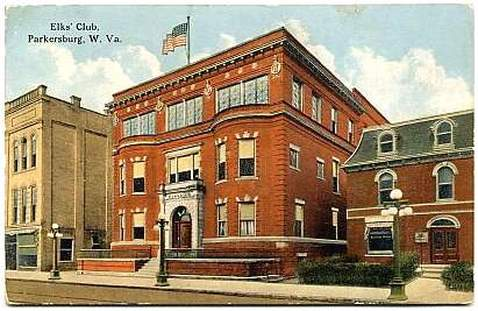 Elks Club Parkersburg