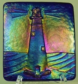John Cook Lighthouse tile