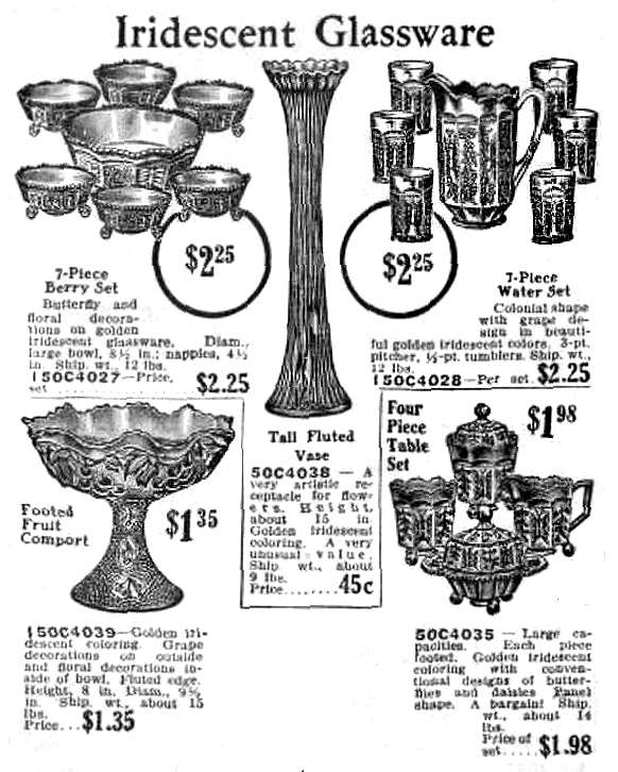 Montgomery Ward catalogue 1920