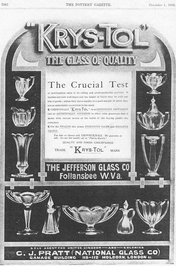 Krys-Tol ad from 1909