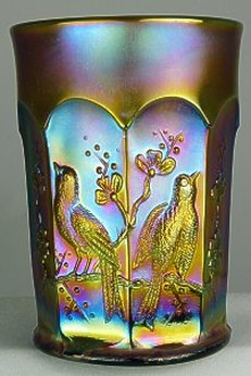 Northwood Singing Birds tumbler