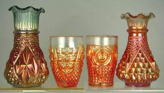 Carnival Glass from India