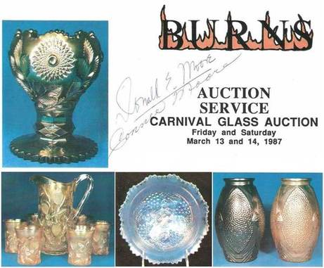 Don and Connie Moore auction
