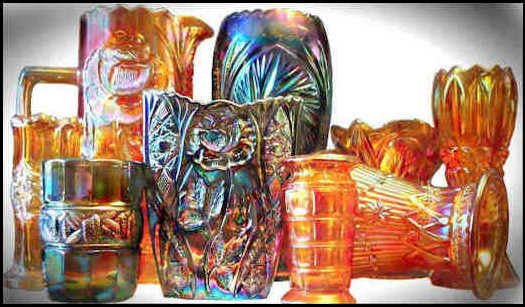 Carnival Glass from Europe