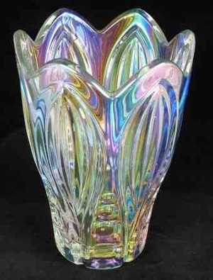 Lily of the Valley vase