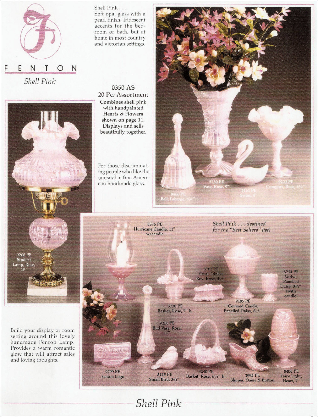 Fenton catalogue