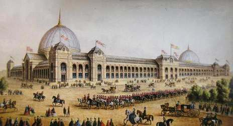 International Exposition 1862