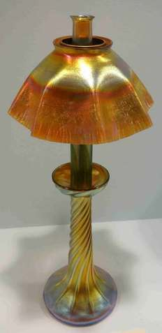 Tiffany Lamp 1900