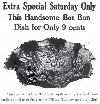 Ad from 1912